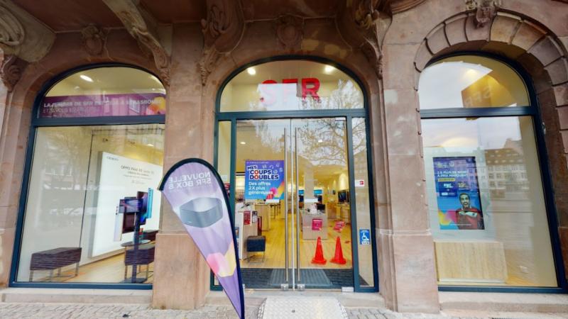 Vente forcée : une boutique SFR prise la main dans le sac