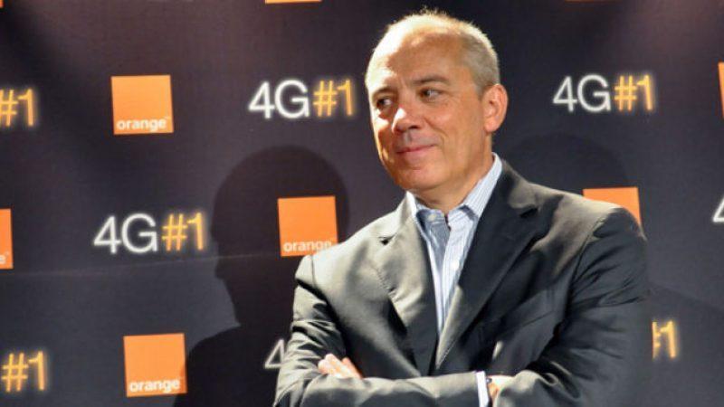 Chaque Français génère environ 37,5 Go de données par an selon le patron d'Orange