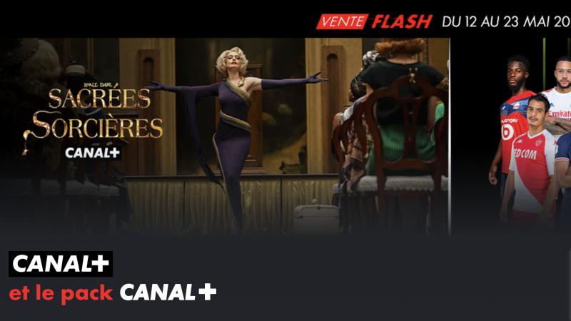 """Canal+ lance une offre """"flash"""" disponible sur les Freebox"""