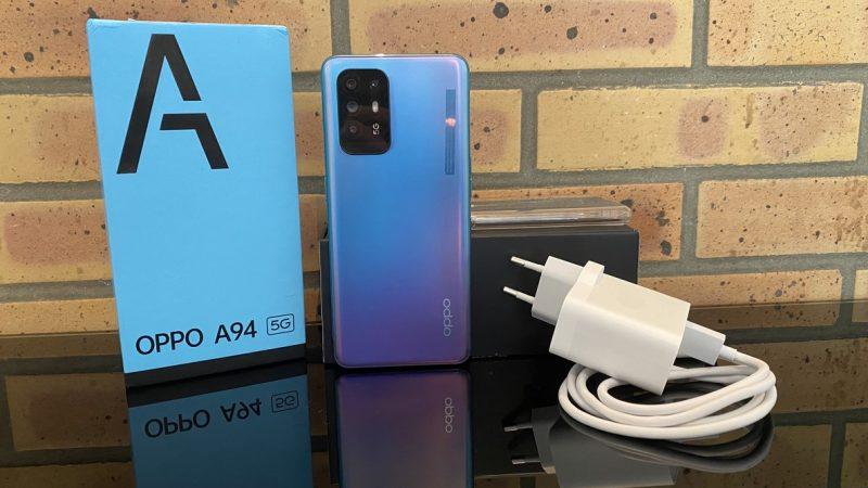 Test du Oppo A94 5G disponible chez Free Mobile : un smartphone à moins de 400 euros très convaincant