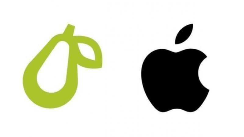 Insolite : un logo de fruit attire les foudres d'Apple