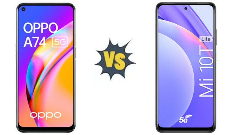 Choc des smartphones 5G dans la boutique Free Mobile : Oppo A74 5G ou Xiaomi Mi 10T Lite ?