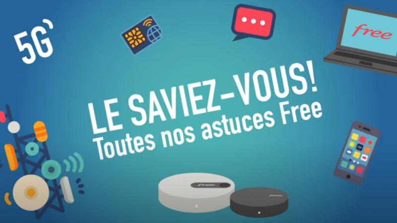 Astuce Free en vidéo : comment savoir si quelqu'un utilise votre connexion wifi
