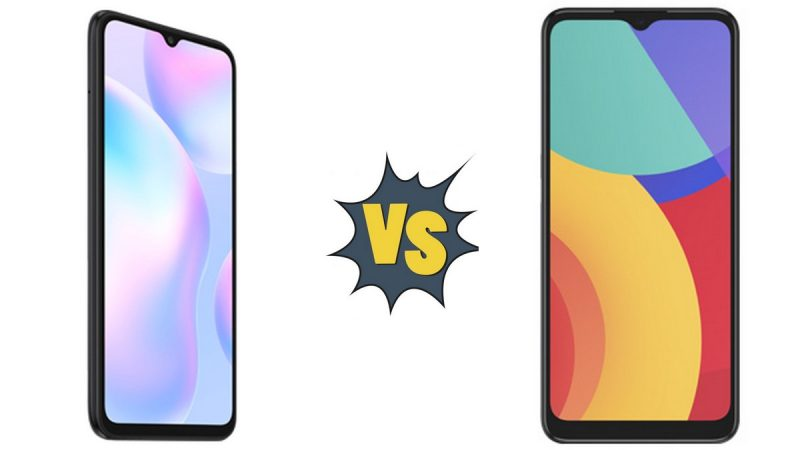 Choc des smartphones à petit prix proposés par Free : Xiaomi Redmi 9A ou Alcatel 1S 2021 ?