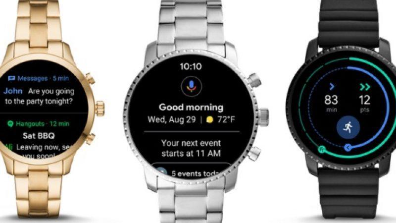 Google et Samsung s'associent afin de mieux contrer Apple dans le secteur des montres connectées