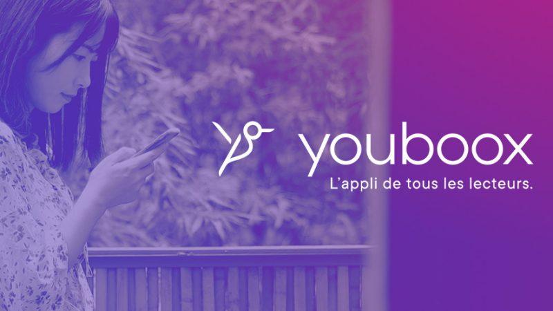 Lifting total pour le service Youboox, offert pendant un mois aux abonnés Freebox