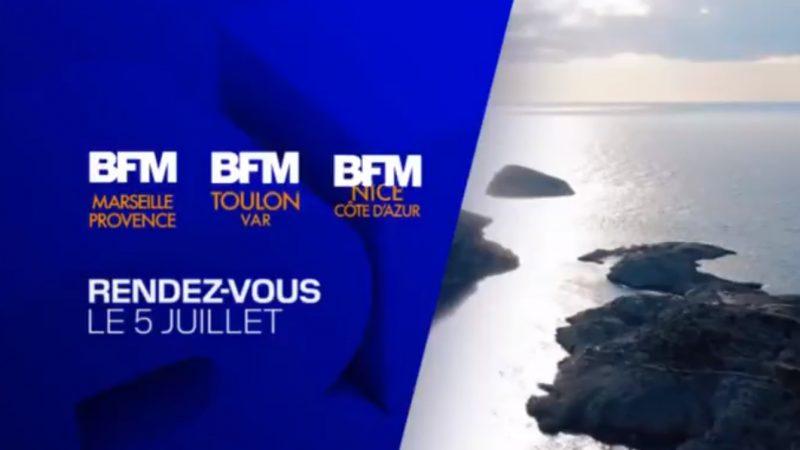 Les trois nouvelles déclinaisons de BFMTV débarqueront le 5 juillet sur les box des opérateurs