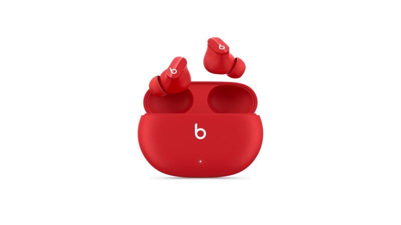 Beats Studio Buds : Apple dévoile ses nouveaux écouteurs True Wireless avec réduction de bruit active