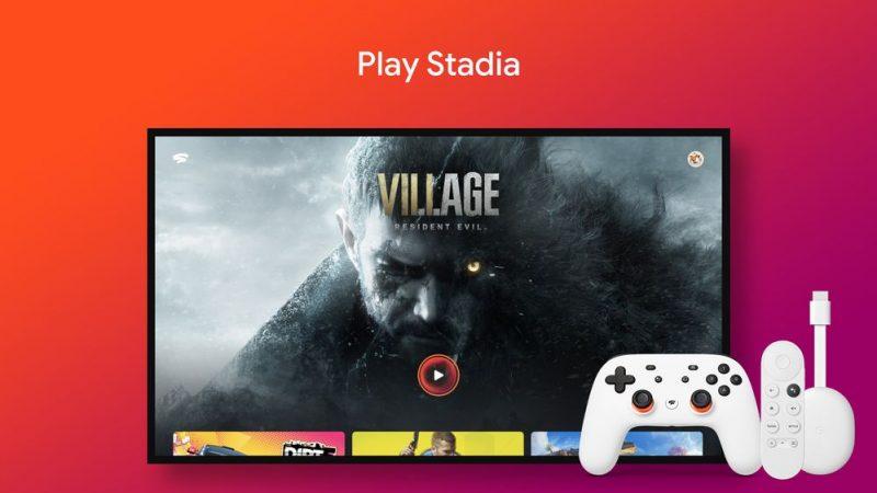 Google Stadia llega a Android TV y se puede utilizar en Freebox Pop
