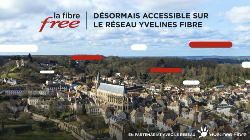 Free officialise le lancement de ses offres fibre sur un premier réseau opéré par TDF