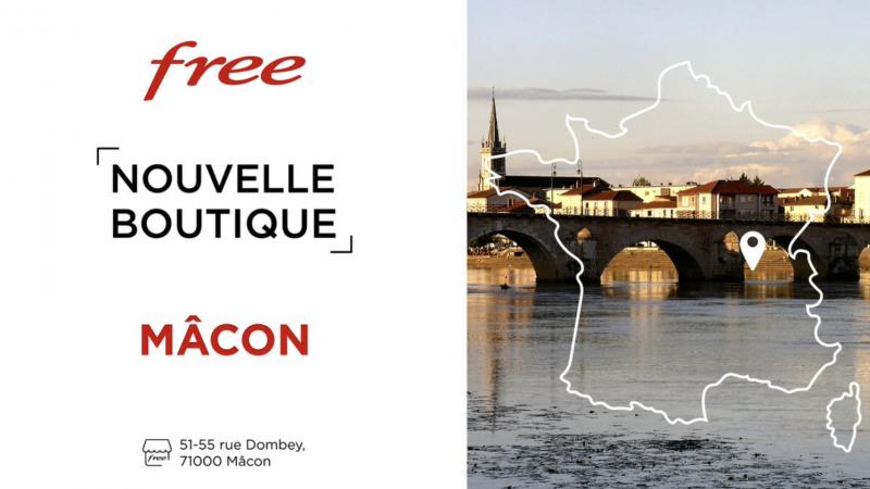 Free annonce l'ouverture de sa 131e boutique dès demain