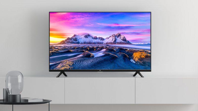 Mi TV P1 : Xiaomi présente sa nouvelle smart TV d'entrée de gamme