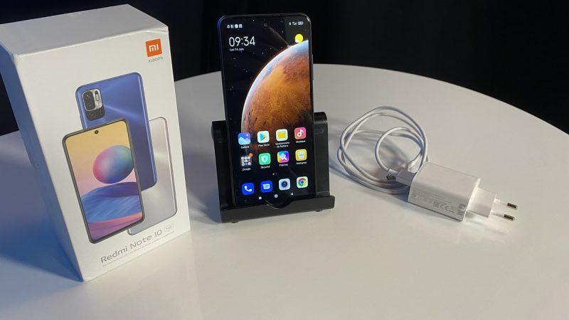 Test du Xiaomi Redmi Note 10 5G disponible chez Free Mobile, une valeur sûre pour les petits budgets, mais pas la seule