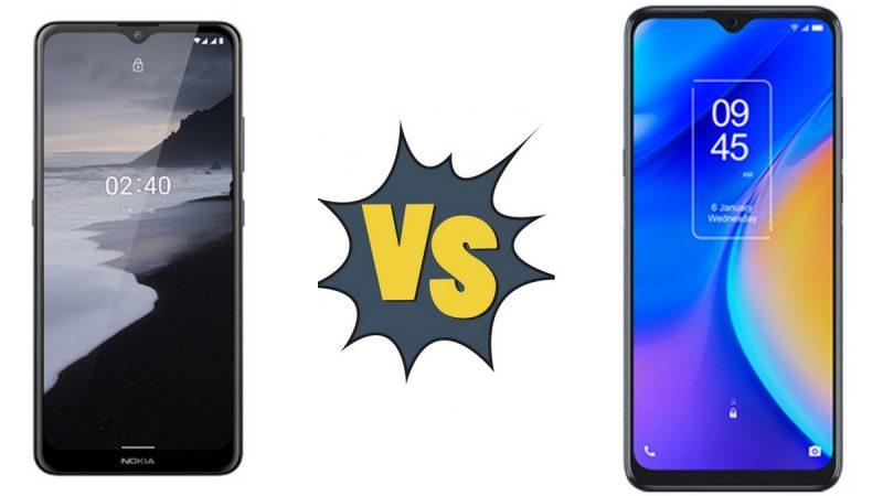 Choc des smartphones à petit prix chez Free Mobile : Nokia 2.4 ou TCL 20 SE ?