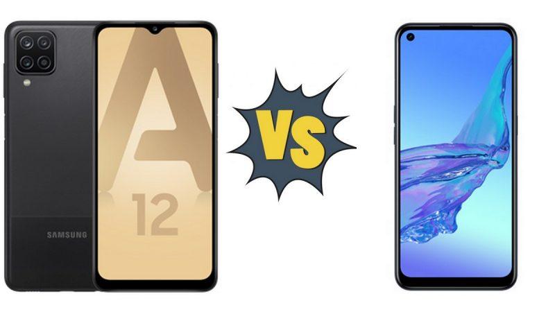 Choc des smartphones disponibles chez Free Mobile : Oppo A53s ou Samsung Galaxy A12 ?