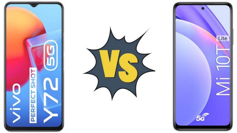 Choc des smartphones 5G dans la boutique Free Mobile : Vivo Y72 5G ou Xiaomi Mi 10T Lite ?