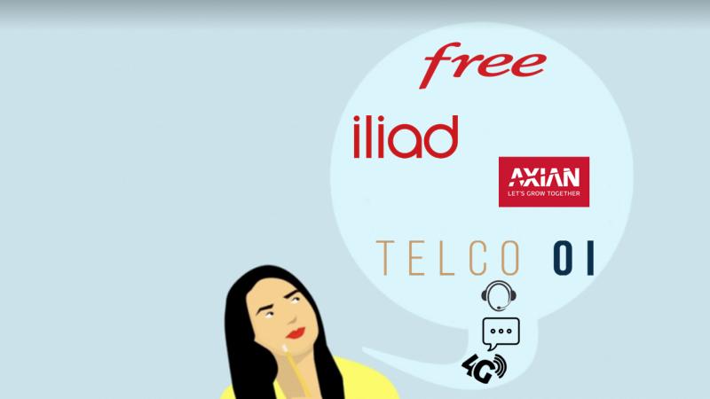 Iliad : 70% de la société d'infrastructure de Telco OI cédée à TDF