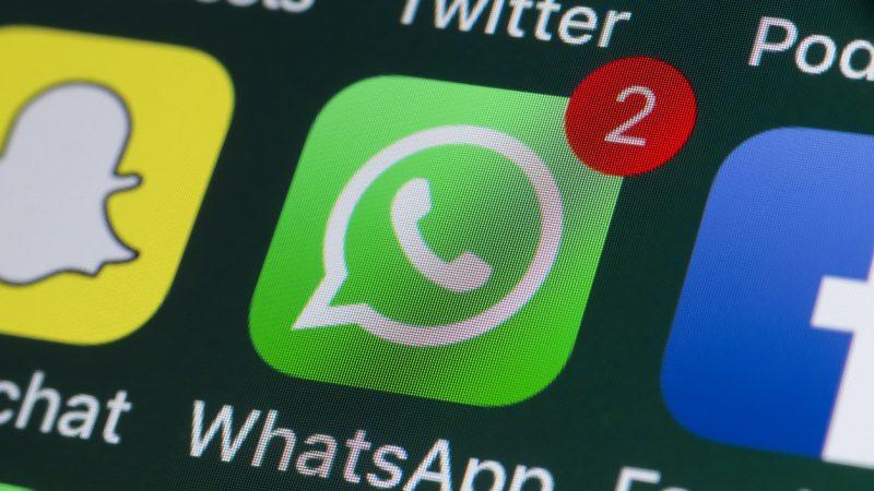 WhatsApp permet d'envoyer des messages à usage unique