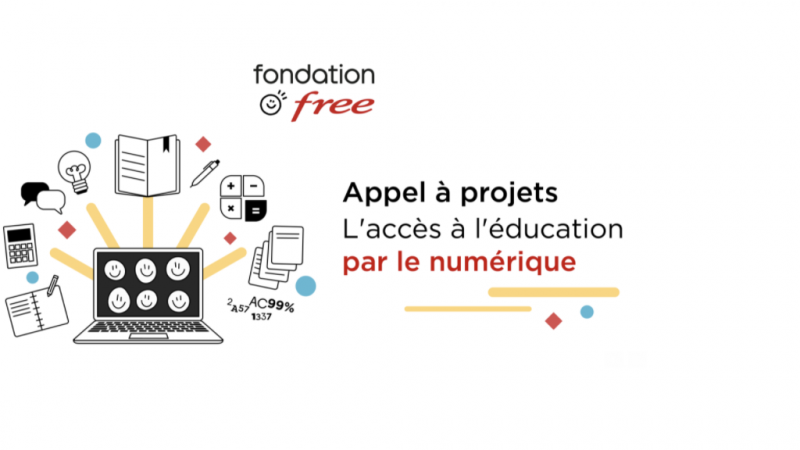 La Fondation Free dévoile les 7 projets numériques qu'elle va financer