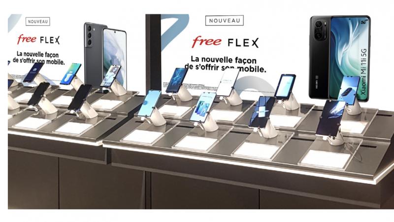 Free Flex : découvrez la procédure d'inscription destinée aux nouveaux abonnés