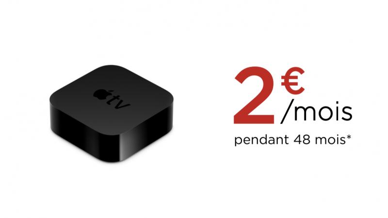 Free livre beaucoup plus rapidement que prévu les Apple TV pour les anciens abonnés Freebox
