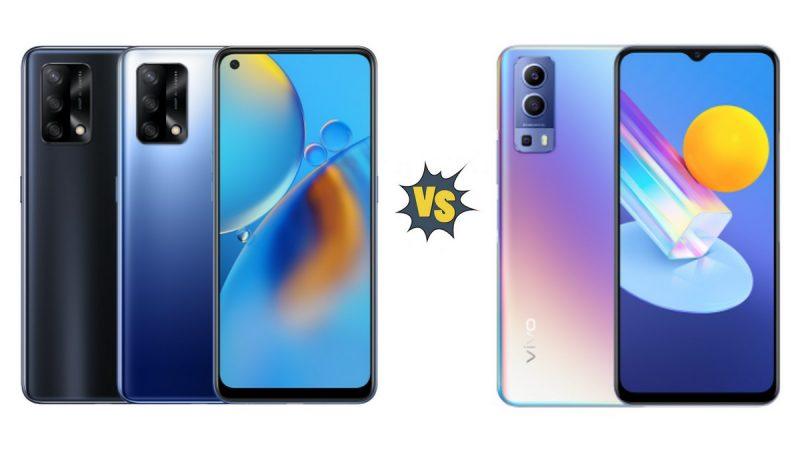Choc des smartphones 5G dans la boutique Free Mobile : Oppo A74 5G et Vivo Y72 5G ?