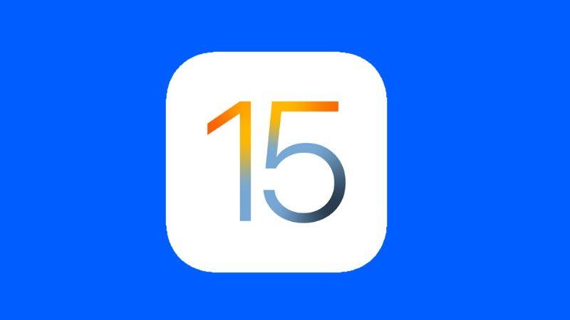 iOS 15 nécessitera moins d'espace de stockage pour ses mises à jour