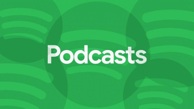 Les podcasts des radios du groupe M6 désormais disponible sur Spotify
