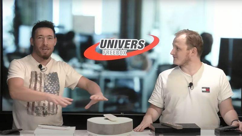 Les tests Univers Freebox : on essaye des Freebox Player avec des Freebox Server qui ne sont pas faits pour aller ensemble