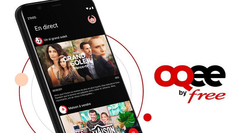 Oqee passe de la Freebox aux smartphones, place au test