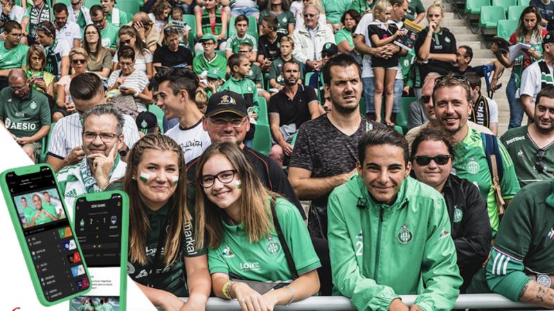 Free Ligue 1 signe avec les Verts