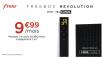 Free : c'est parti pour l'offre Freebox Révolution avec TV by Canal à prix mini
