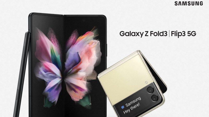 Les Samsung pliables débarquent en précommande chez Free Mobile