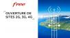 Free Réunion annonce l'activation de plusieurs antennes 4G en juillet 2021