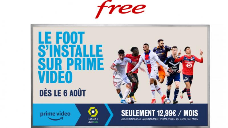 Free annonce la disponibilité du Pass Ligue 1 sur la Freebox