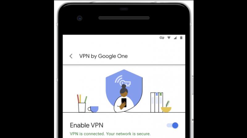 Le VPN de Google désormais disponible en France mais à une condition