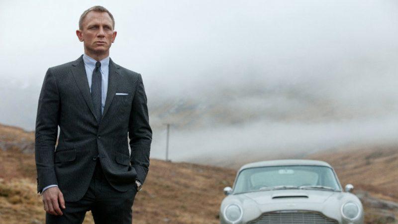 Salto va prochainement proposer en exclusivité l'ensemble de la collection James Bond