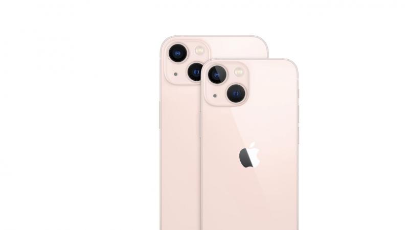 Free kündigt die bevorstehende Verfügbarkeit des neuen iPhone 13 in seinem Store an