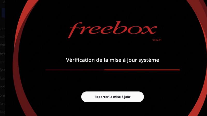 Free lance une nouvelle mise à jour du player de la Freebox Pop