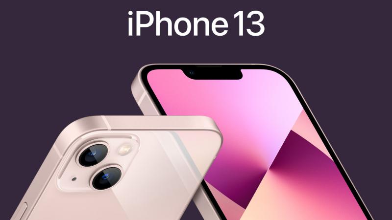 Les nouveaux iPhone 13 sont désormais disponibles à l'achat chez Free Mobile