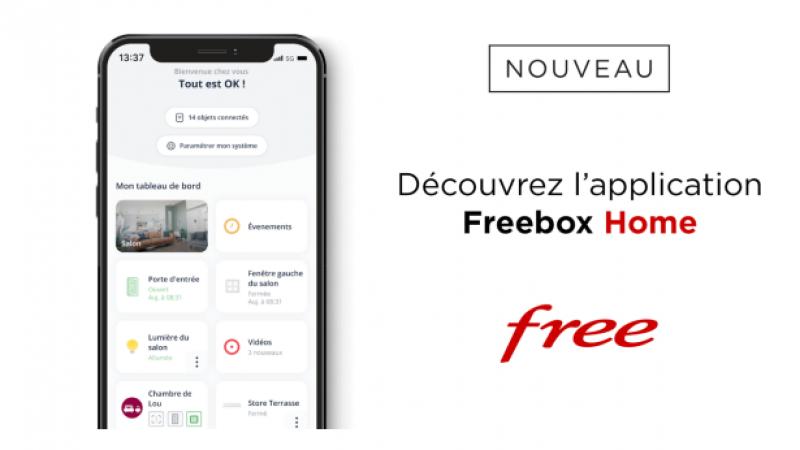 Freebox Home s'améliore sur iPhone avec une nouveauté pratique