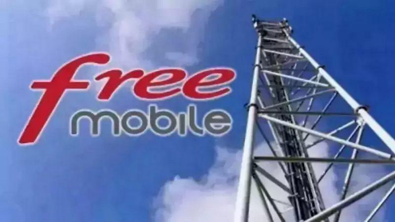 Free teste une antenne 4G/5G mobile, en cas d'évènement ou de catastrophe naturelle