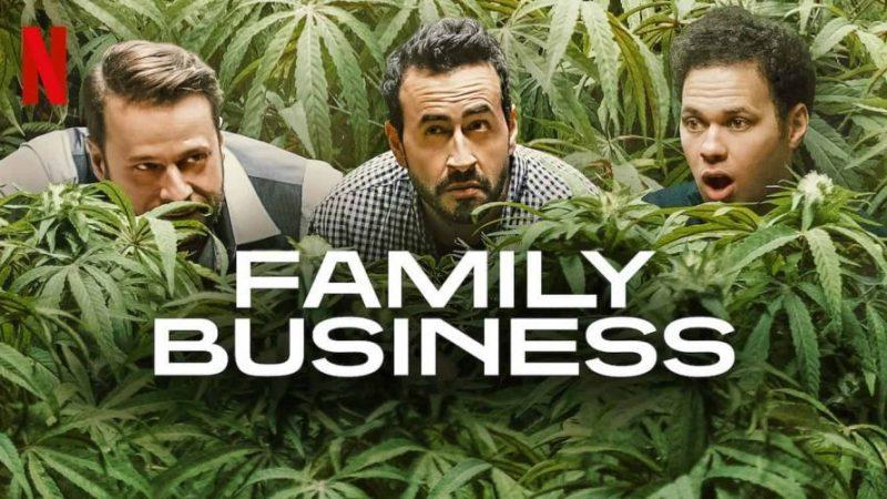Netflix lève le voile sur les premières images de la saison finale de Family Business