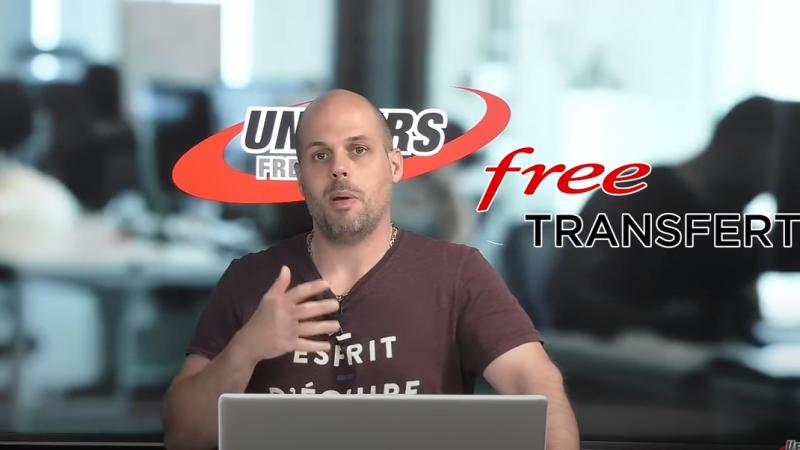 Tuto vidéo Univers Freebox : comment utiliser le nouveau service de partage de fichiers de Free