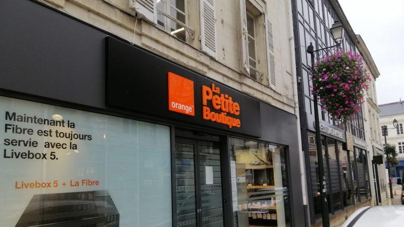 Une boutique Orange dévalisée en plein jour seulement 10 jours après son ouverture