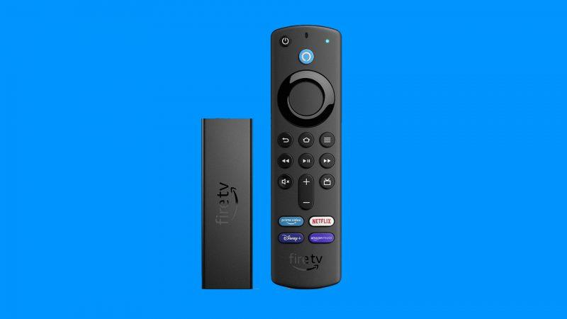 Amazon lance sa nouvelle clé HDMI Fire TV Stick 4K Max