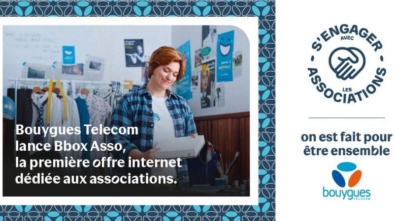 Bouygues Telecom lance sa box dédiée aux associations