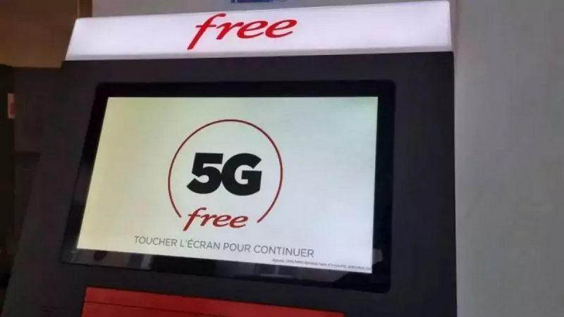 Découvrez en animation l'évolution rapide du réseau 5G de Free, de janvier à aujourd'hui
