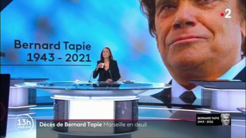 France 2 : un problème technique lors de l'hommage à Bernard Tapie fait polémique