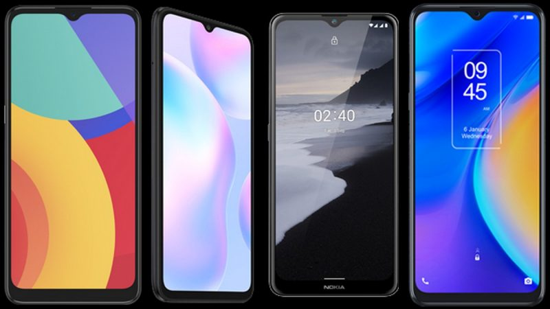 Free Mobile : quel smartphone choisir si vous avez un budget de 150 euros maximum ?